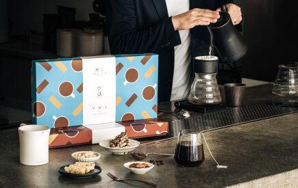 【無二】首度跨界聯名 VWI BY CHADWANG 精品咖啡