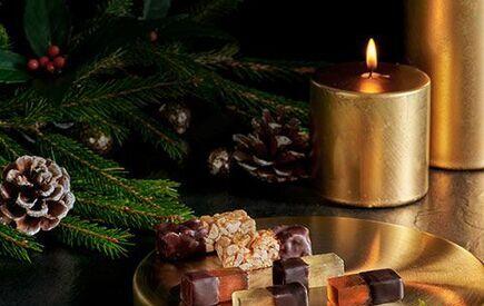 【聖誕感恩 歡慶新年】即日起-1/31 無二 黑鑽巧克力禮盒系列全面9折優惠